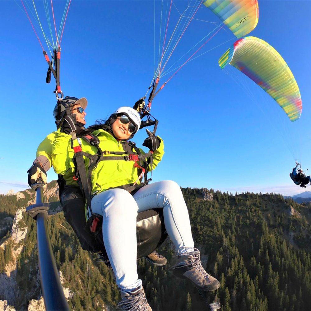 fly royal tandem paragliding.